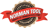 Certified Norman Tool Equipment