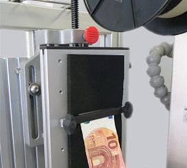 Banknote Limpness Test