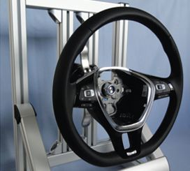 Steering Wheel Abrasion Test