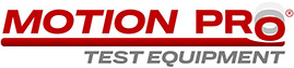 Motion Pro™ Test Equipment logo