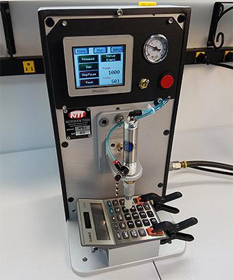 PFTE-1 Pneumatic Finger Tester