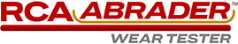 RCA Abrader™ Wear Tester logo
