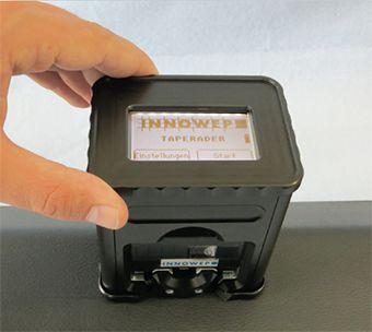 TAPERADER® - Mobile Abrasion Tester